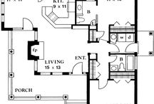 House plans / by Jane Mooney