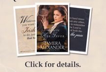 To Win Her Favor / Tamera Alexander inspired board for #ToWinHerFavor #TameraAlexander contest!