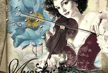 gif vintage woman / GIF ANIMATION