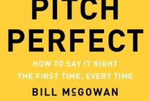 Response to Book / Here's what people are saying about Pitch Perfect: How to Say it Right the First Time, Every Time.