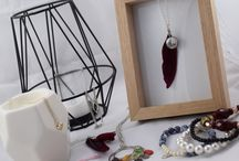 Beewood Design / Schmuck Made by Beewood Design  http://de.dawanda.com/shop/beewood-design