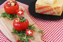 La Svizzera nel piatto - Le ricette partecipanti
