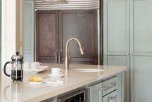 H Kitchen / by Carol Mo