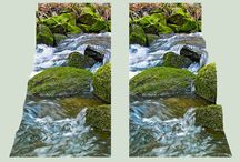 CE-3D / Use the Cross eyed / Glassless 3D method on these images
