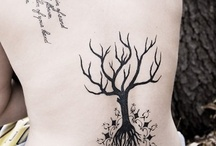 tattoos / by Stella Morland-Pearce