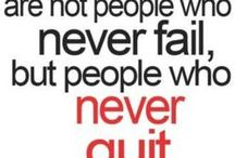 Real meaning of never give up ! ;)