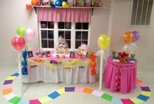 kids parties / by Leeanne Davis