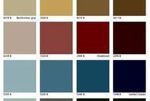 Verf- Kleuren