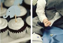 1st birthday party ideas / by Beth Western