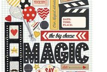 Simple Stories / Simple Stories has such gorgeous paper craft collections! Check out this board for products and projects!