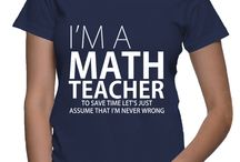 Math T-shirt