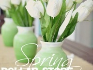 Spring Craft/ Holiday Ideas / by Becky Engle