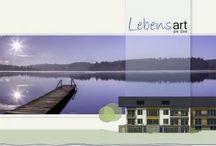 Lebensart am See / Ferienwohnung, Ferienapartment am See, Chiemsee, Oberbayern, moderne exklusive Ferienwohnung