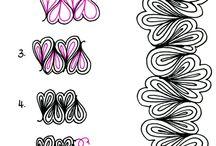 zentangle e doodle
