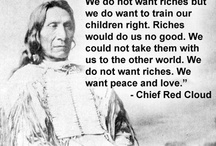 Native American Indian Quotes, Proverbs, & Blessings / A collection of Native American Indian Quotes, Proverbs, & Blessings / by Remember Native Americans (National Relief Charities)