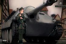 tanks girls
