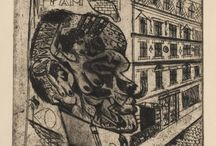 German Expressionist Prints | German Expressionism