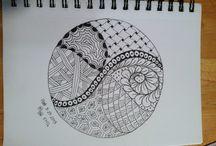 My zentagles