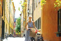 bicycles / by Kristi Redman