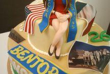 Cake Design / Cake design - torte decorate realizzate dalla Pasticceria Dolci Passioni (PD-Italy), per matrimoni, lauree e compleanni