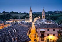Landmarks in Italy