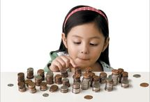 Kids and Money / We're building a money-smart world, one kid at a time. / by Tykoon