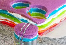 Candyland rainbow party / by Angel ~ Fleece Fun