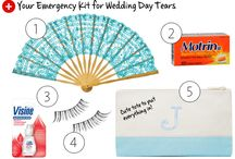 Stay in style on the wedding day