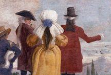 Giandomenico Tiepolo / Venezia 30/08/1727 - Venezia 3/3/1804  pittore, acquafortista e incisore italiano