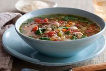 Let's eat soup / by Laura Wright
