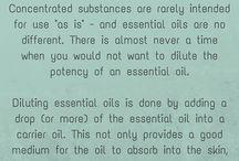 Essential Oils / by Casey Burkhart