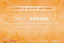8 Steps to Achieve Anything