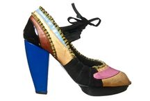 Kron by Kronkron AW12 shoe collection