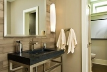 Ensuite Ideas / by Rebekah Metekingi