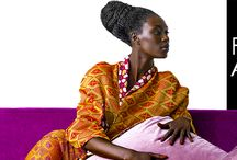 FASHION MADE IN AFRICA / Aims to promote fashion made in Africa or else where by african