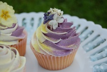 Cup Cakes & Icing