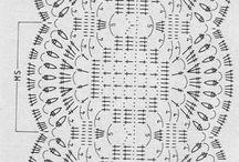 Tapetes de Crochet