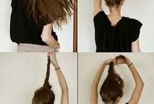 hairstyle ;-)
