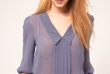Blusas e camisas feminininas