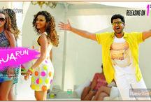 Run Raja Run Movie Release Posters