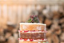 Food - naked cakes