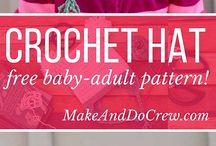 Crochet / Bonnet