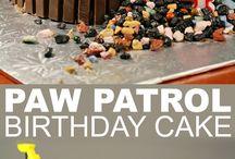 Torta s paw patrol