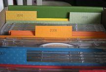 Organization  / by Mitzi May
