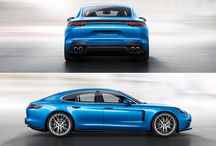 Courage changes everything. The new Panamera. / Hardly anything takes more courage than change. With the new Panamera, we're reconciling apparent contradictions: performance and comfort, dynamics and efficiency.  For more information, visit: http://www.porsche.com/Panamera  *Fuel consumption in accordance with EU 6 Panamera models: Combined: 9.4-6.7 l/100 km; CO2 emissions: 214-176 g/km.