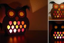 halloween/pöllö