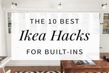 IKEA inspiration / Smart new ways to Redesign it use IKEA furniture.
