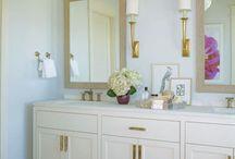 bathroom ideas / by Amy Skaggs