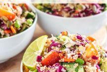 Vegan Recipe Inspo