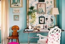 Office ideas / by Anneke Short